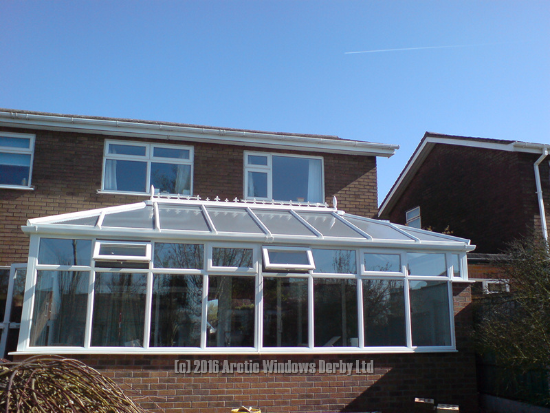 Double Glazed Conservatories in Derby