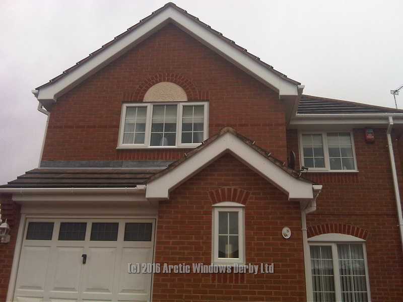 Fascias and Soffits & Guttering in Derby