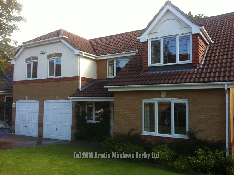 Arctic windows derby double glazing and doors in derby for Double glazing salesman